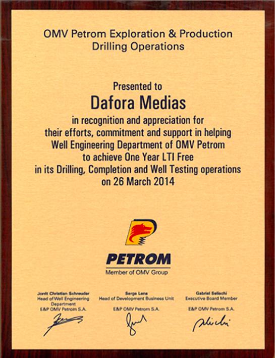 Dafora Drilling